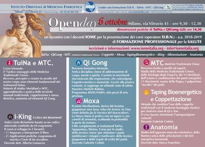 iome scuola tuina, qigong, corsi, medicina tradizionale cinese, taping